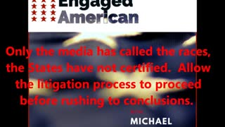 Engaged American Episode 1: Process Integrity and Authority