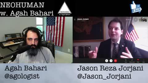 Dr. Jason Reza Jorjani - Liberal Democracy, God and Rights