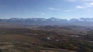 Beauty of Altai Mountains, Siberia, Russia