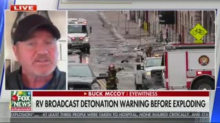 Nashville Explosion: 'The Most Incredible Explosion Ever'
