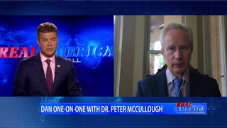 Real America - Dan W/ Dr. Peter McCullough (June 1, 2021)