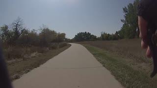Labor Day Mini - Half Marathon course