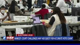 Sen. Hawley: Court challenges may aid quest for accurate vote count