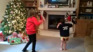 Delaney and Jeremy - Just Dance 2010