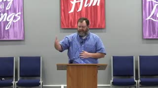 Sermon: Palm Sunday - A Committed Faith - Pastor Jason Bishop