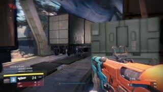 Destiny 1 Crucible Mayhem, streaks, shutdowns, close calls!
