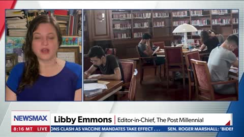 The Post Millennial's Libby Emmons on why maybe you don't need a college degree to succeed