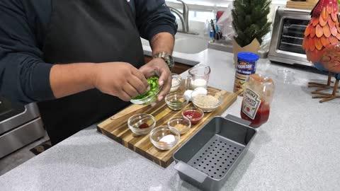 Meatloaf Recipe | Easy Meatloaf Recipe #witAB