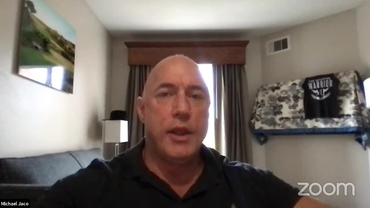 Navy Seal Michael Jaco: Black-Eyed Babies That Develop Quickly Are Here For The Parents That Are Both Jabberdoo'd!! - Must Video