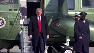 Trump lashes out at big tech