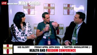 Mike Smith: Health and Freedom Conference Tulsa Day 1