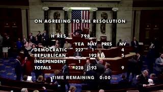House Dems begin second push to impeach Trump