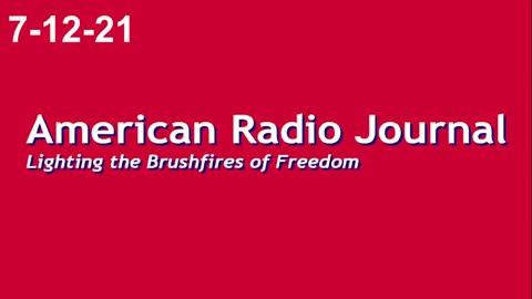 American Radio Journal 7-12-21