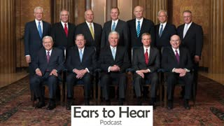 Ears to Hear Podcast Episode 18 - Supporting the Lords Anointed