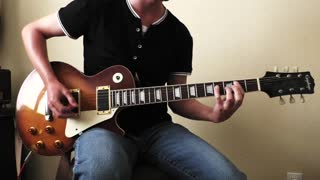 Ozzy Osbourne- Mama I'm Coming Home (Cover) by Maximus Baker