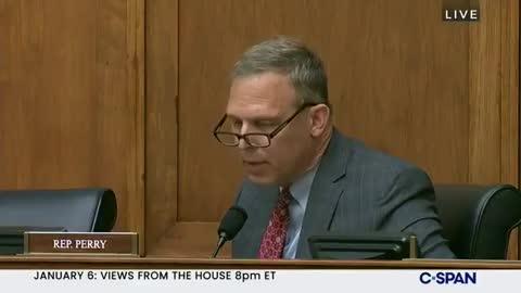 BLINKEN BAFFLED - Scott Perry GRILLS Blinken on Hunter Biden Burisma Investigation