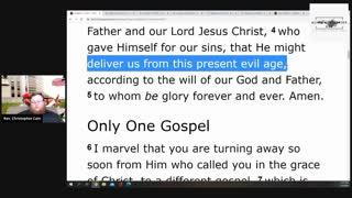 Galatians Part 2