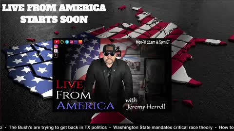 Live From America - 6/3/21 11am Thursday