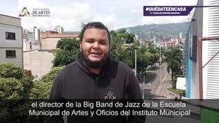 Siempre adelante: Video de muestra Big Band