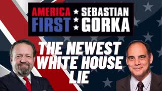 The newest White House lie. James Carafano on AMERICA First