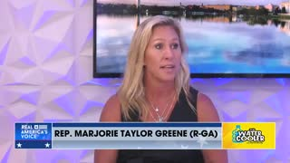 """""""Real Election Fraud Occurred"""" in Fulton County, Georgia - Marjorie Taylor Greene"""