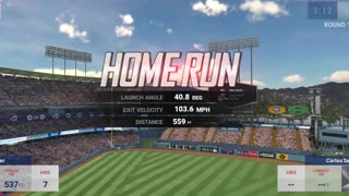 MLB 2020 Home Run Derby Android Gameplay