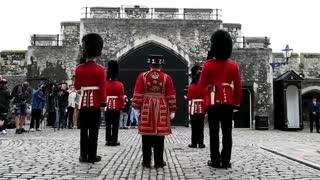 Reabren la Torre de Londres después de tres meses