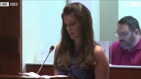 Teacher Quits Over Critical Race Theory In Emotional Speech To School Board