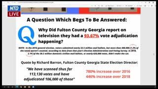 BREAKING!!! Jovan Hutton Pulitzer TESTIMONY in GA Election Hearing