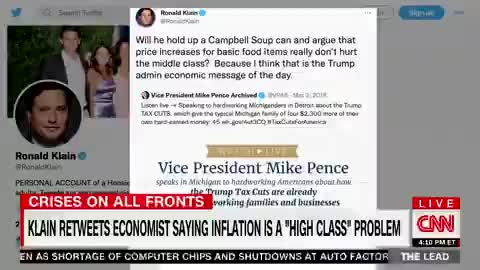 Psaki Humiliates Herself on Live TV Trying to Defend Inflation...!!