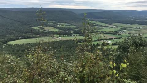 Rote Overlook on the Boulder Beast Trail Race Course