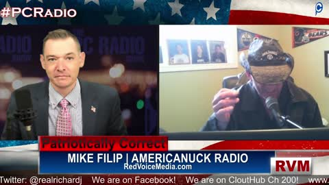 Red Voice Media Announces Addition to Platform   'Americanuck Radio' with Mike Filip