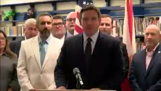 """DeSantis Signs New Bill Requiring Students to Learn About """"Evils Of Communism"""""""