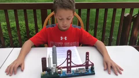 3A St. James Project Golden Gate Bridge