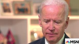 Biden not ruling out 2020 bid