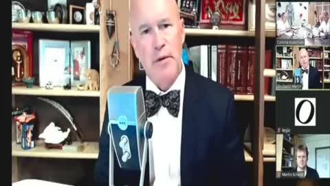 Dr. David Martin proves collusion between Big-pharma & Fauci's US NIAID and DARPA on COVID-19