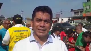 Alcalde de Turbaco habla sobre situación del agua