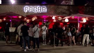 Barcelona's nightlife re-opens after 15 months