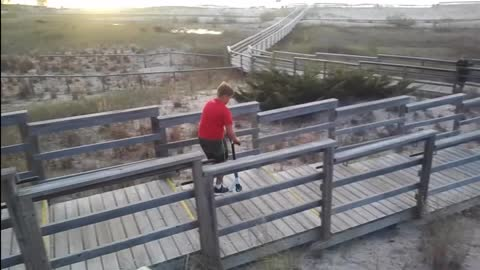 20 stairs