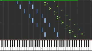 Fantaisie-Impromptu (Opus 66) - Frederic Chopin [Piano Tutorial] (Synthesia)