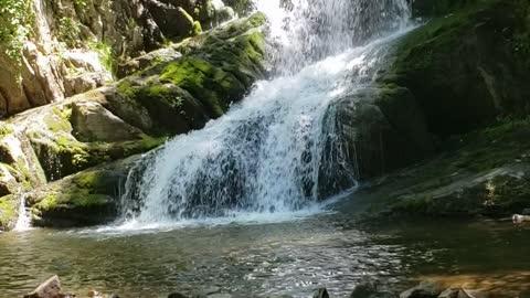 waterfall in NY