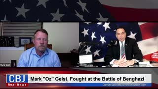 Benghazi Mark Oz Geist Unleashes about the Truth of what Really Happened