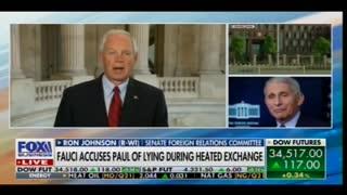Senator Ron Johnson on Covid, Vaccines, Big Tech and Media coverup
