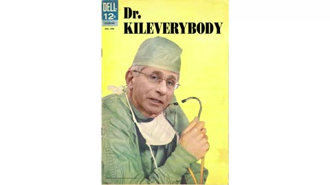 Charles Ortel is CLOSING IN – Dr. Kileverybody