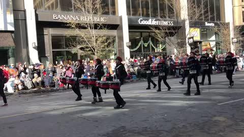 Santa Parade @Bay