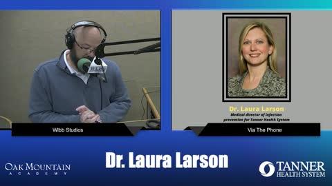 Community Voice 8/10/21 - Dr. Laura Larson