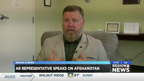 Rep. Crawford on Afghanistan Evacuation