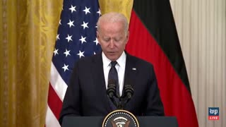 Biden forgets he's talking about G7, switches to NATO