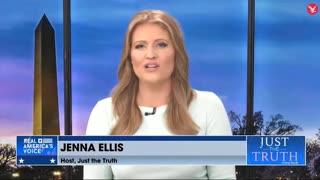 Jenna Ellis quits GOP in live TV Announcement
