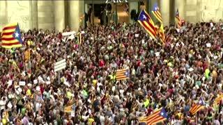 Catalan separatist leader detained in Sardinia